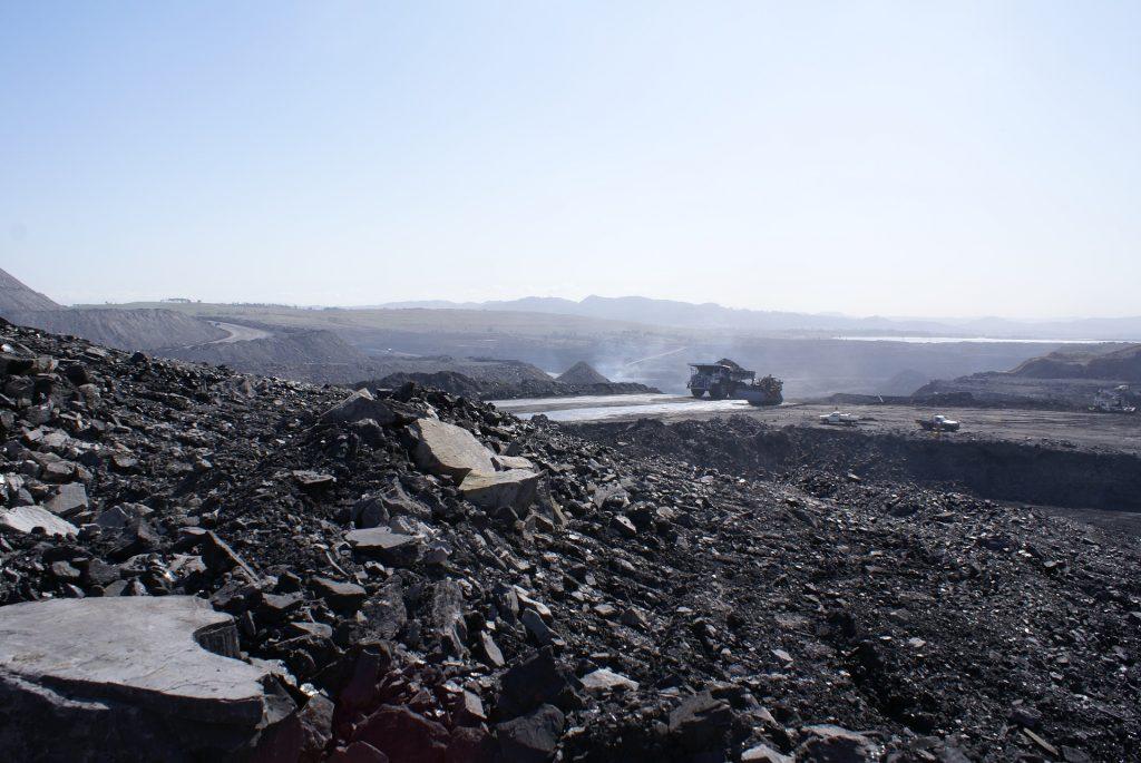 Remote mining
